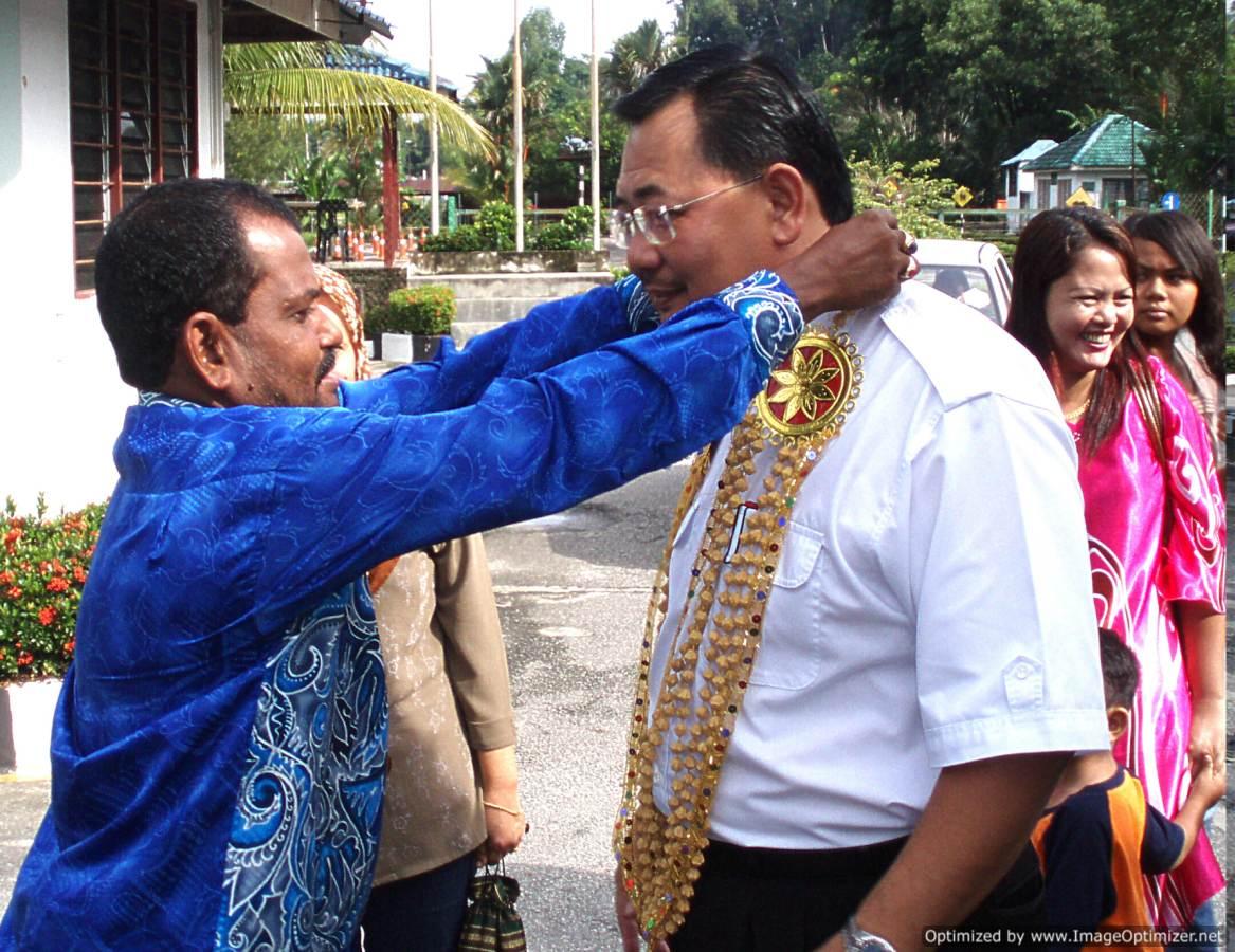 Bersama adun Kuala kubu bharu